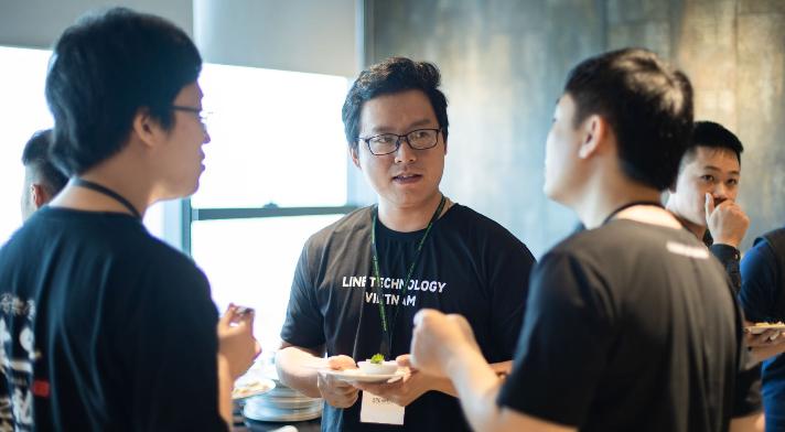 Một số khoảnh khắc từ LTV Techtalk 2020