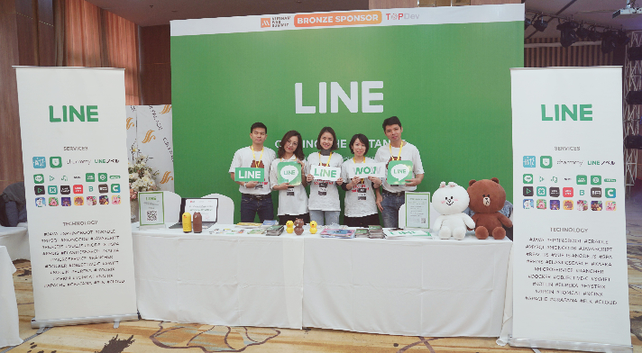 LINE Technology Vietnam attended Web Summit 2019 in Ho Chi Minh and Hanoi