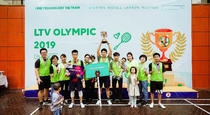 LTV OLYMPIC 2019