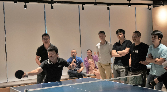 2019 Table Tennis Tournament