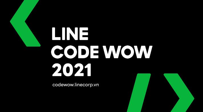 LINE CODE WOW 2021