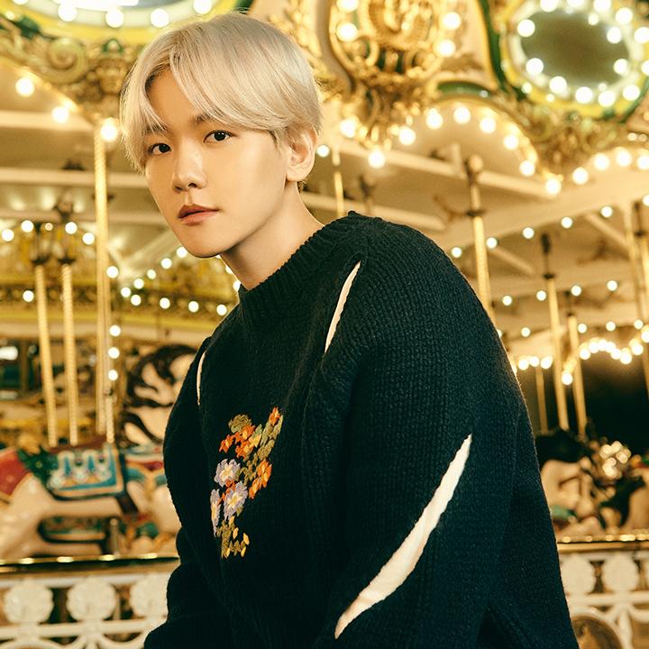年末禮物!EXO伯賢驚喜推出新單曲〈遊樂園〉溫暖人心!