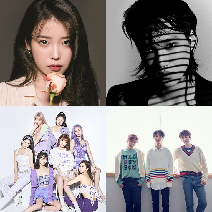 入圍名單總整理!第35屆韓國金唱片獎明日登場!