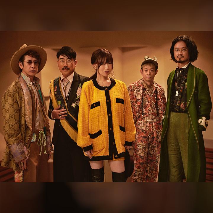 東京事變將推出全新原創專輯,2021率先釋出以愛為名新曲〈闇なる白〉