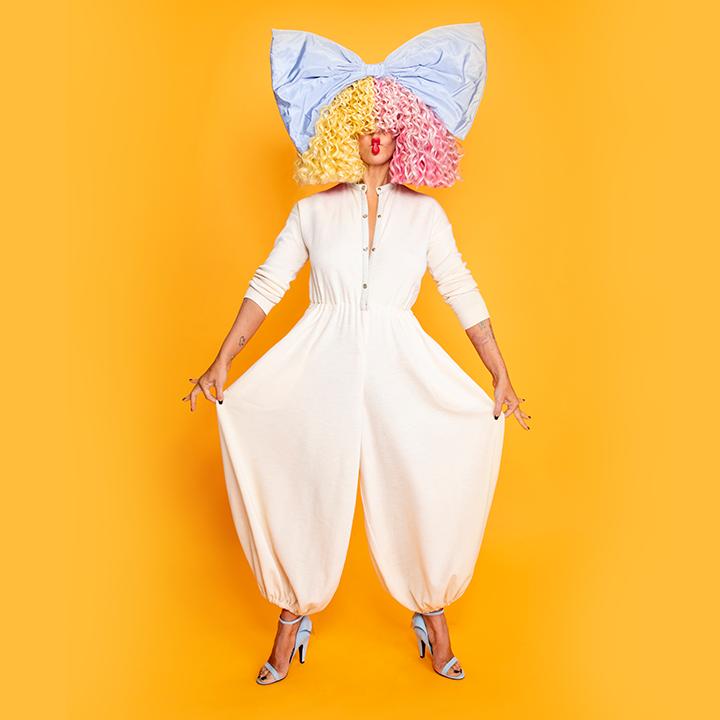 「澳洲天后」Sia的影像、音樂雙計畫《幸福剛剛好》療癒上線