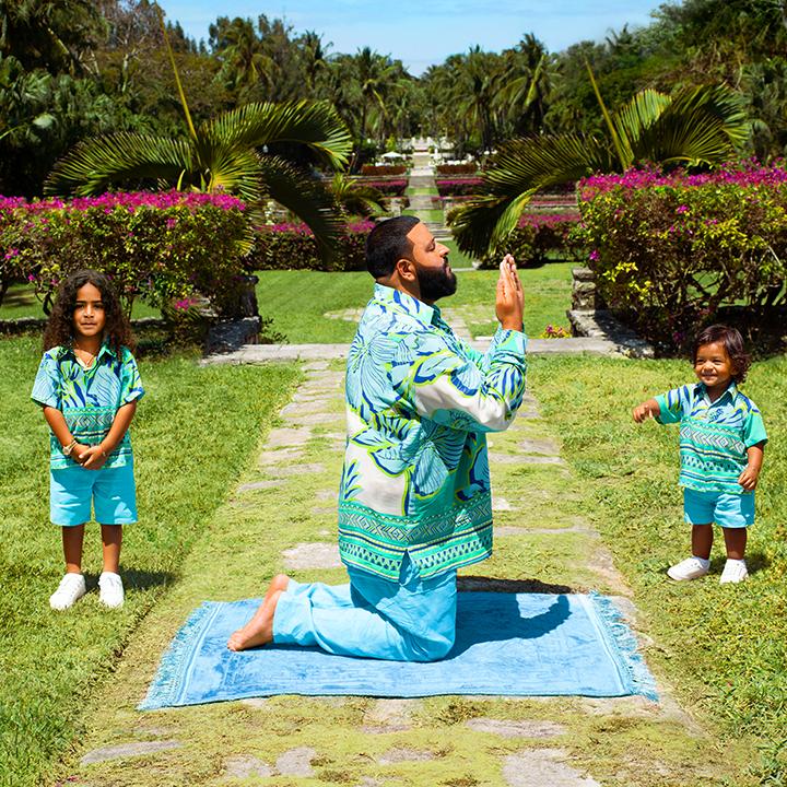 嘻哈樂壇老大哥DJ卡利推出最新專輯《KHALED KHALED》 匯流各方A咖巨星