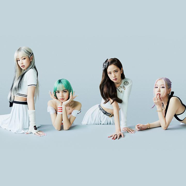 韓國女子天團BLACKPINK出道5週年,推出4首日文版熱門單曲共襄盛舉