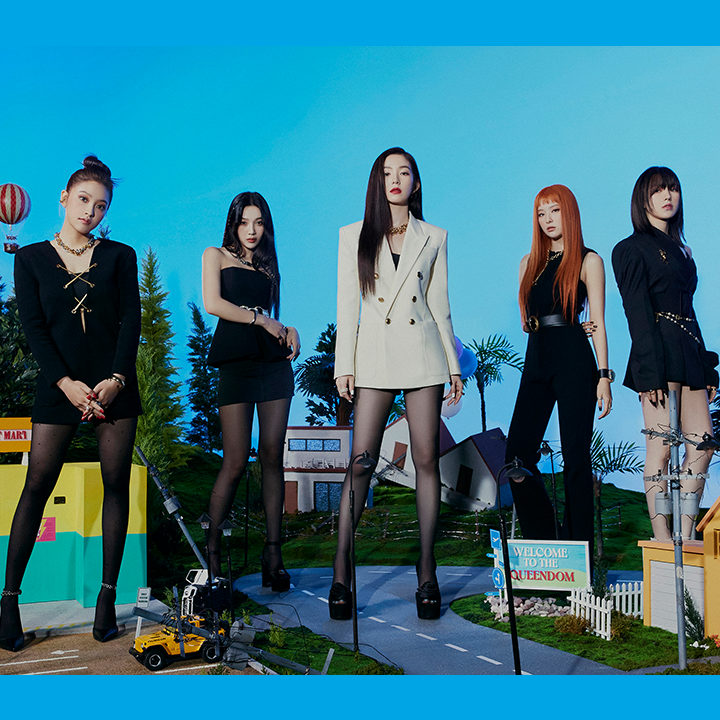 重新再出發!Red Velvet睽違一年八個月攜新輯《Queendom》強勢回歸!