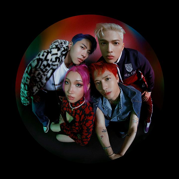 王嘉爾領銜秘密組織PANTHEPACK推出正規專輯首發單曲〈BUZZ〉公開廬山真面目