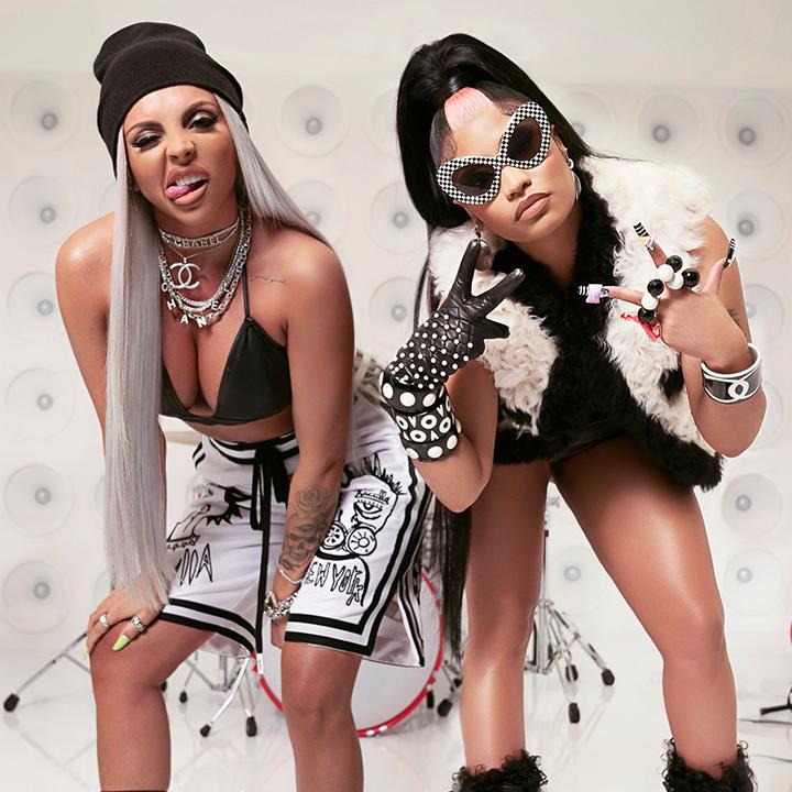 強強聯手!Jesy Nelson x Nicki Minaj合作推出火辣新歌〈Boyz〉