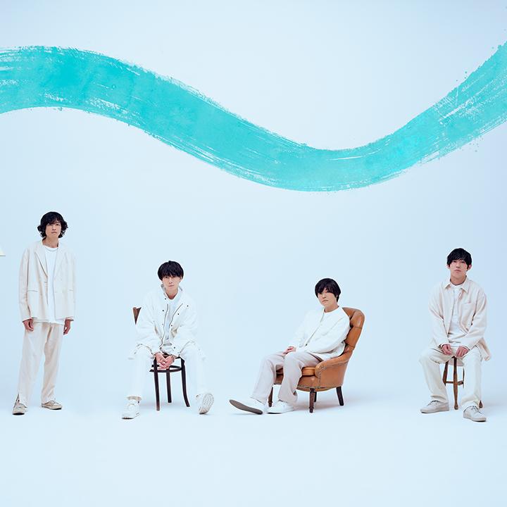 京都四人搖滾樂團mol-74為超人氣漫改動畫《藍色時期》打造片尾曲《Replica》