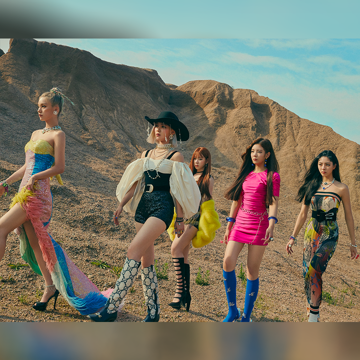 ITZY攜迷你專輯回歸,舞蹈堪稱出道以來最高難度!